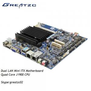 China Quad Core CPU ATX Motherboard / Server Motherboard With HDMI VGA on sale
