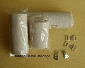 China Medical health Rubber elastic bandage ,Protection, health, sports protection, wrists and ankles,knee injury protection on sale