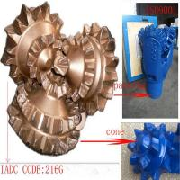 8 1/2′′ 215 217 Milled Steel Tooth Tricone Bits