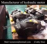factory directly offered A2FM45 rexroth hydraulic motor bent axis hydraulic motor