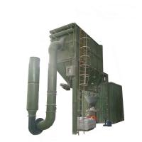 Pozzolan Vertical Powder Grinding Mill 200 Mesh-2500 Mesh For Fine Powder Grinding