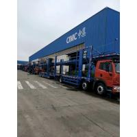 Long Distance Car Carrier Truck Customized Mobile Double Floor Steel Chassis