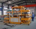 産業プラスティック容器の生産ライン、食糧のためのプラスティック容器の機械類