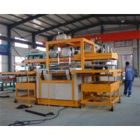 Industrial Plastic Container Production Line , Plastic Container Machinery For Food