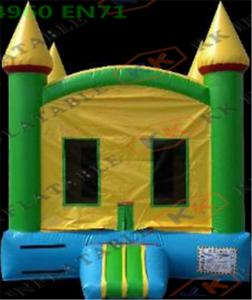 China Party Inflatable Jumping Castle / Baby bounce jumping castles on sale