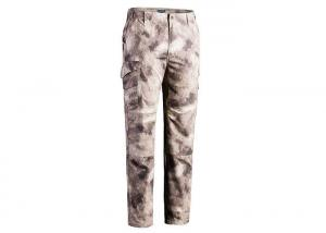 China A TACS AU Ripstop Tactical Combat Pants With Front Pockets , Army Tactical Pants supplier