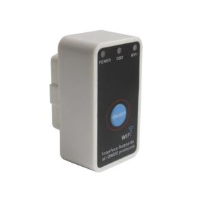 China V2.1Super Mini ELM327 WiFi With Switch Work With iPhone OBD-II OBD Can Code Reader Tool on sale