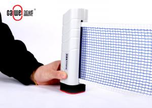 China Interior Retractable Table Tennis Net Set , Compact Portable Ping Pong Table Kit on sale