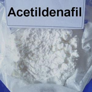 China High Purity Acetildenafil Male Enhancement Steroids Powder For Sexual Dysfunction Treatment on sale