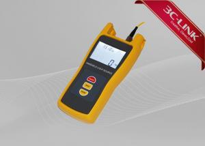 China レーザー ソースの仕事が付いている黄色い電子光学光源の繊維光学のテスター on sale