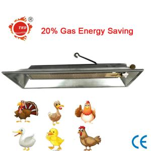 China CE safe Manual ignition infrared gas heater used for indoor outdoor heating on sale