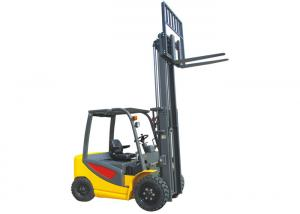 China 13km / H Counterbalance Forklift Truck 80V 450AH Low Noise Energy Saving on sale