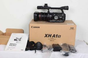 China Big discount on brand new original Canon XH-A1s 3CCD HDV Camcorders, up to 75% off on sale