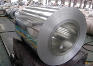China High Preciseness Hot Dipped Galvanized Steel Coils SPCC 600mm - 1500mm Width on sale