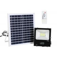 60/100W Solar Powered Street Flood Lights With Remote Control For Garden