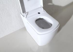 China One Piece Bathroom Smart Toilet Water Closet Ceramic Siphon Jet Flushing on sale