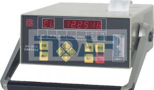 China Touch Screen Airborne Particle Counter , LCD Display Air Particle Counter Machine on sale