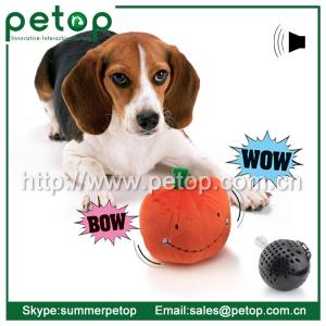 China Christmas Gift Bouncers Electronic Pet Toys Balls Manufactory on sale