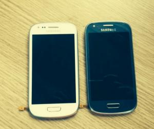 China Mobile phone wholesale-Samsung Galaxy S3 Mini i8190 lcd touch screen (BEST PRICE) on sale