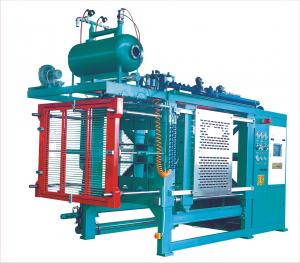 China Mechanical  /  Hydraulic Auto EPS Shape Molding Machine With Touch Human-Machine on sale