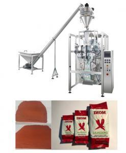 China Chilli Powder Automated Packing Machine / Singhara Nut Starch Packing Machine on sale