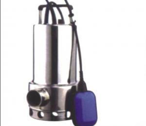 China Choisissez/pompe submersible triphasé de l'eau propre 0.25KW avec le commutateur de flotteur QDS SUNFINE on sale