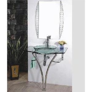 China Hospital Wash Basins/Vanity Top Vessel Sink/Stainless Steel Wash Basin (TB021) on sale
