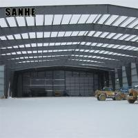 pre manufactured building / pre manufactured steel building
