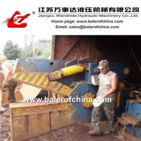 China Metal scrap shear for sale on sale