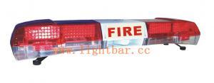 China fire trucks light ,lightbars LED light bar police car light beacon light TBD-1000 on sale