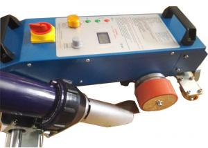 China Small Size Hot Air Welding Machine Light Weight Convenient Operation 3400W on sale