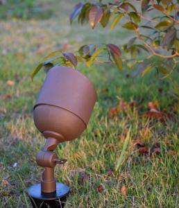 China Adjustable Spike-Mount 12V  LED Outdoor Landscape Lights Spike Led Garden Light 12V Led Landscape Lighting on sale