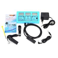 China Professional 5 in 1 Water Testing Meter PH / Temperature / Conductivity EC / CF / TDS E0919 on sale