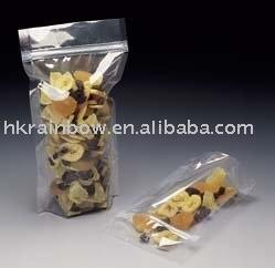 China PE Food Vacuum Seal Bags With Ziplock For Cooking Or Cleaning on sale