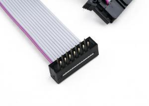 5 x 20-Way Flat Cable IDC Dip Plug 2.54mm Pitch