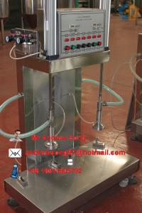 China semi-automatic beer filling machine on sale