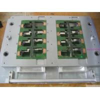 Double Sided Gold Finger PCB Cutter Machine Sub-Plate Mold Punching