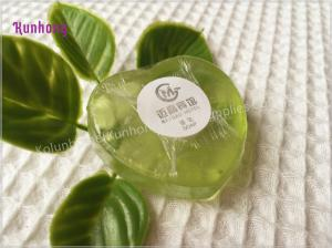 China 5 Star Hotel Disposable Wholesale luxury hotel soap glycerin soap on sale