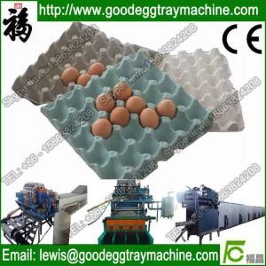 China Machine pour faire le bâti de pulpe de papier/produit de moulage avec le cetificate de la CE et d'OIN on sale