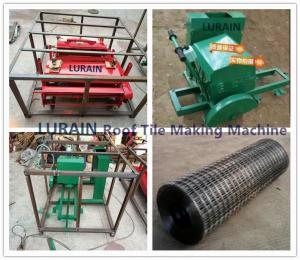 China Concrete roof tile making machine price with semi automatic control on sale