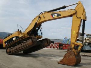 China Used original Caterpillar Excavators Caterpillar 345D on sale