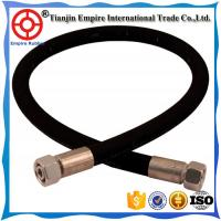 Qualified factory Hot selling 2SN high pressure wire braided DIN hydraulic rubber hose with cheap price