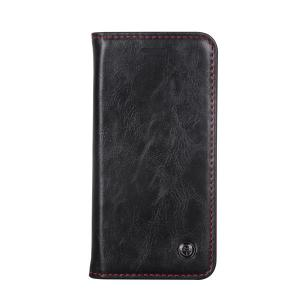 China 2–in–1 Frosted PU Leather Wallet Case Cover For iPhone 7 on sale