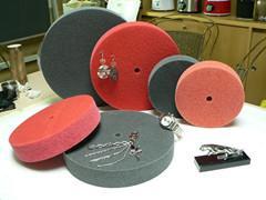 China Nylon buff wheel on sale