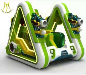 China Hansel  amusement park rides electric children ride on battery toys on sale