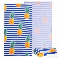 Ultra Soft Super Water Absorbent Microfiber Beach Towel Large Blanket