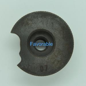China Bujes de acero templado del taladro especialmente convenientes para el vector 7000, Pn de Lectra: 130194 D7 on sale