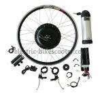 Les kits électriques de conversion de vélo de lithium mettent le style en bouteille 26 moteur de grande vitesse de X 1,95 36V 250W