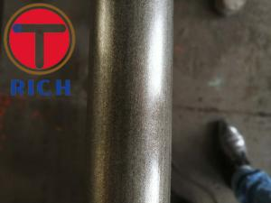 China Carbon Structural Steel Pipe Cold Drawn Astm A36 / 36m With Oiled Surface on sale