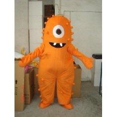 Quality Yo gaba gaba professional mascot costume for adult with plush of full-body for sale